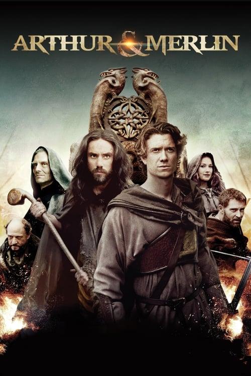 Poster von Arthur & Merlin