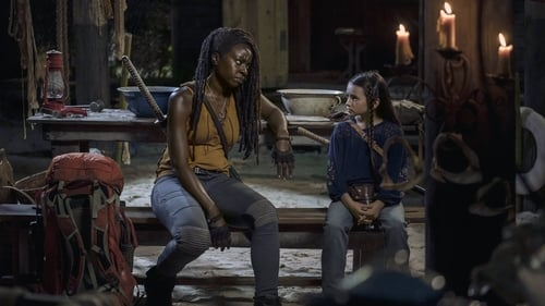 The Walking Dead - Season 10 - Episode 8: The World Before