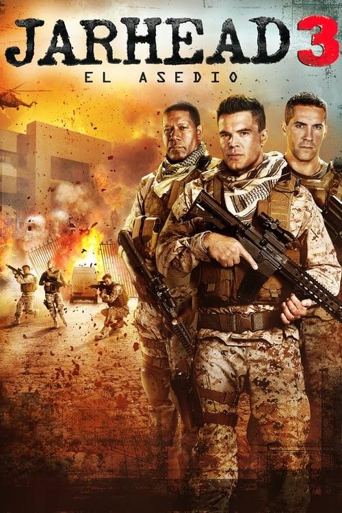 Película Jarhead 3: El Asedio Con Subtítulos En Línea
