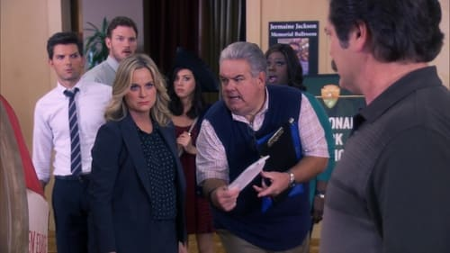 Parks and Recreation - Season 7 - Episode 3: William Henry Harrison