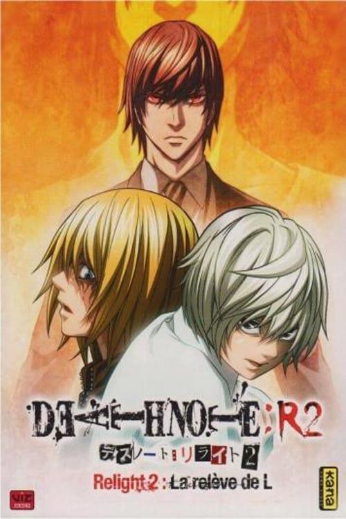 ➤ Death Note Relight 2: La Relève de L (2009) streaming vf hd