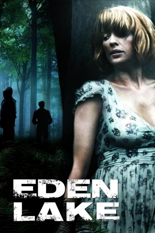 The poster of Eden Lake