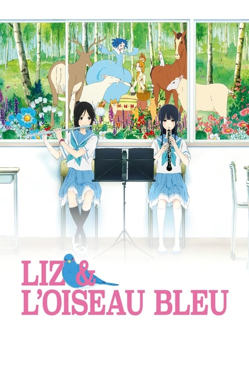 Regarder Liz et l'oiseau bleu (2018) streaming Netflix FR