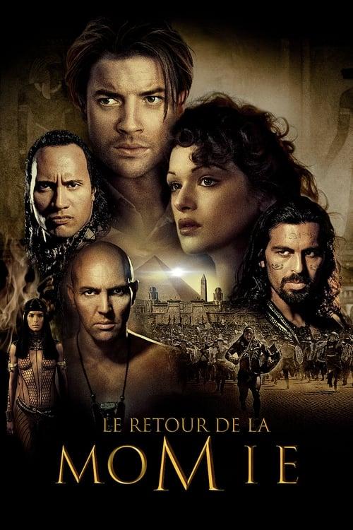 Regarder Le Retour de la Momie (2001) streaming Netflix FR