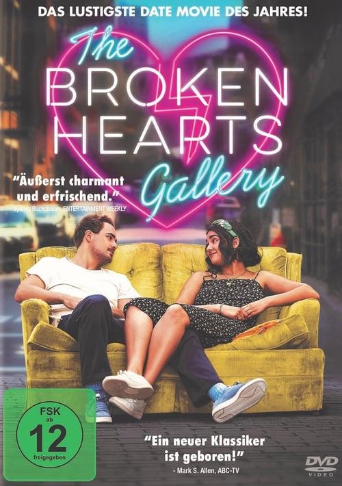 The Broken Hearts Gallery - Komödie / 2020 / ab 12 Jahre