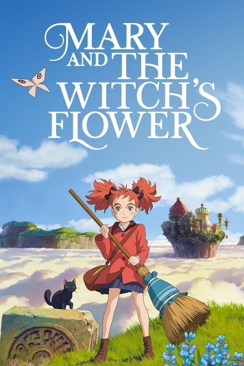 Streaming Mary and the Witch's Flower (2017) Full Movie