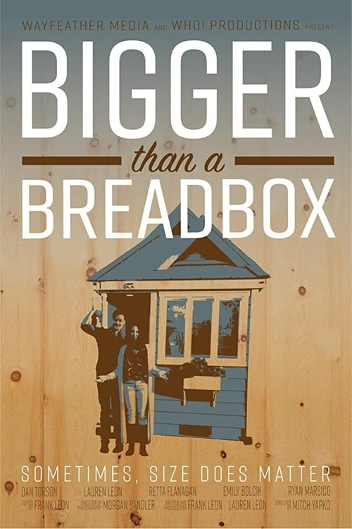 Bigger Than a Breadbox