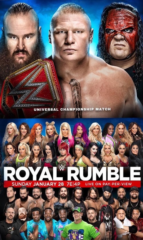 WWE Royal Rumble 2018