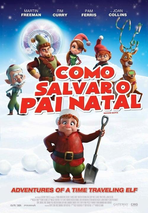 Assistir Como Salvar o Papai Noel - HD 720p Dublado Online Grátis HD