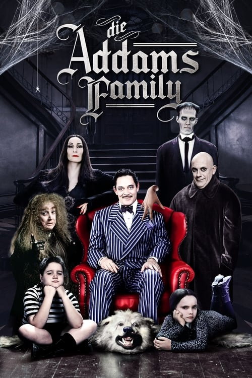 Die Addams Family - Familie / 1992 / ab 12 Jahre