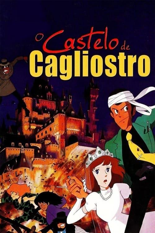 O Castelo de Cagliostro 1979 - BluRay 720p | 1080p / Legendado