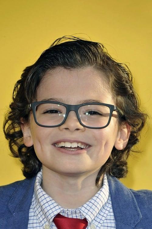 Kép: Raphael Alejandro színész profilképe