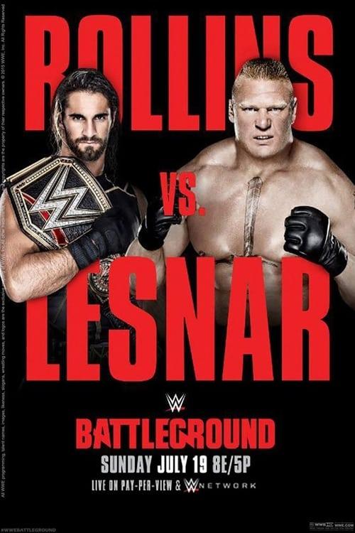 WWE Battleground 2015