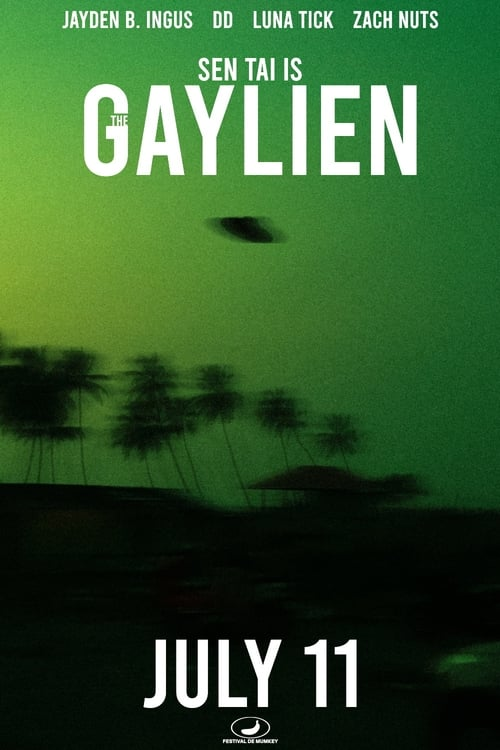 The Gaylien English Full Movie
