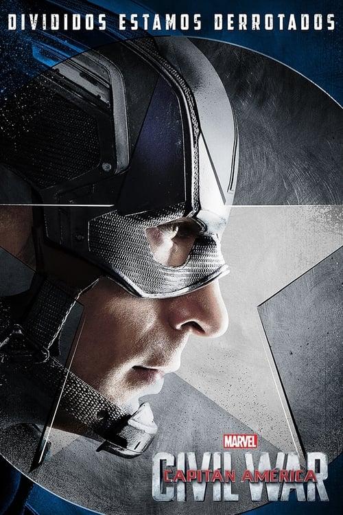 Captain America: Civil War Peliculas gratis