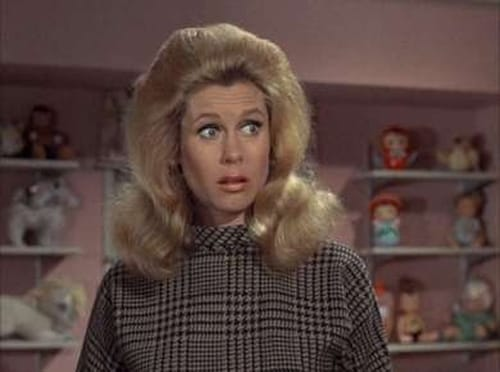 Bewitched: Season 6 – Épisode Samantha and the Beanstalk