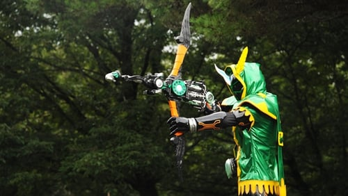 Kamen Rider: Ghost – Episod Bullseye! The Arrow of Justice