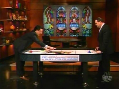 The Colbert Report: Season 4 – Episode Mark Moffett