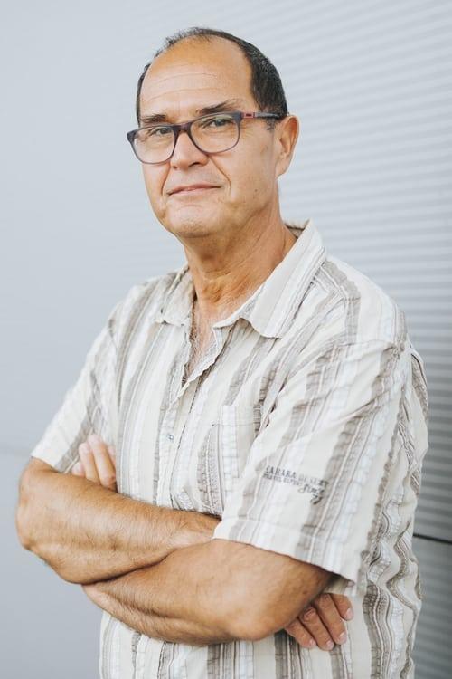 Kép: Kerekes József színész profilképe