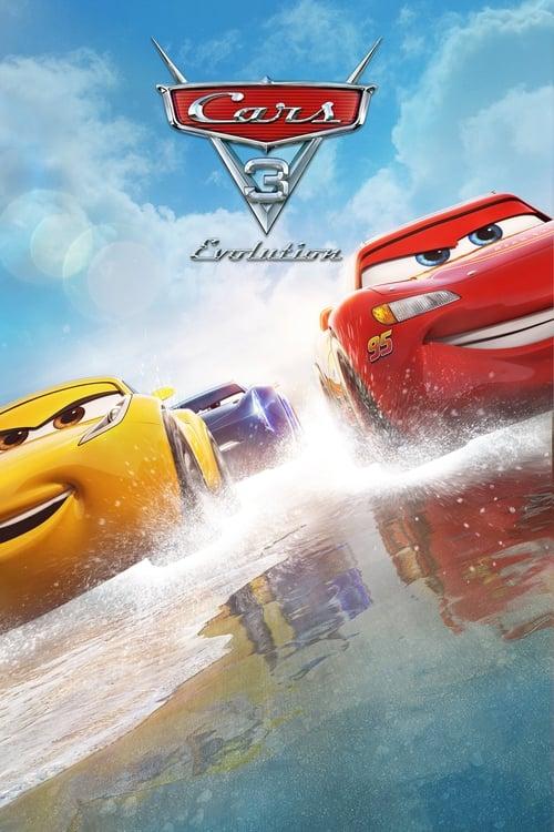 Cars 3: Evolution - Poster