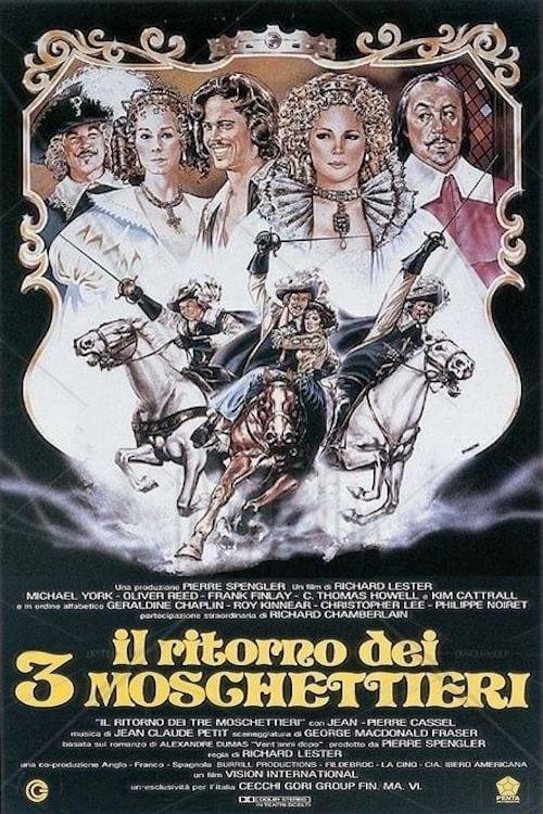 Il ritorno dei tre moschettieri (1989)