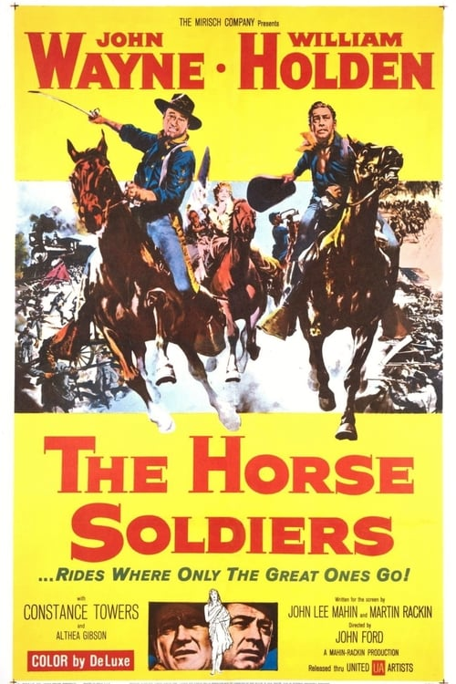 Download The Horse Soldiers (1959) Full Movie