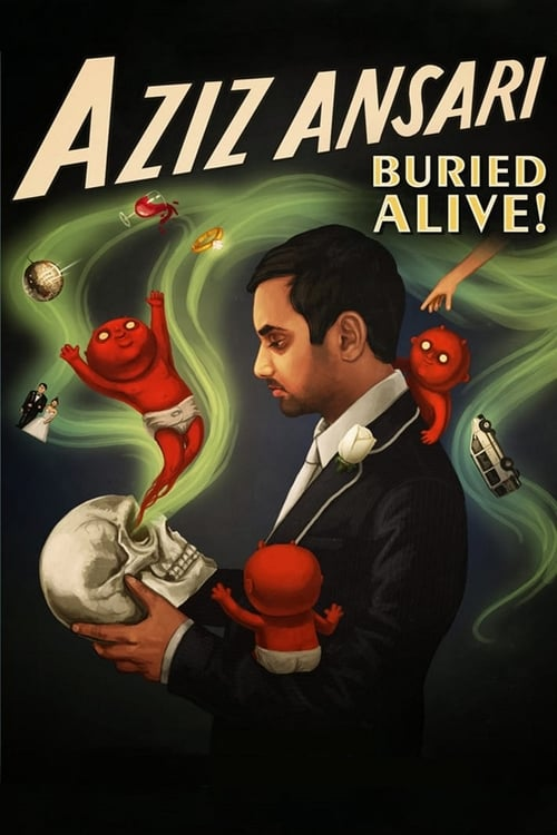 Watch Aziz Ansari: Buried Alive online