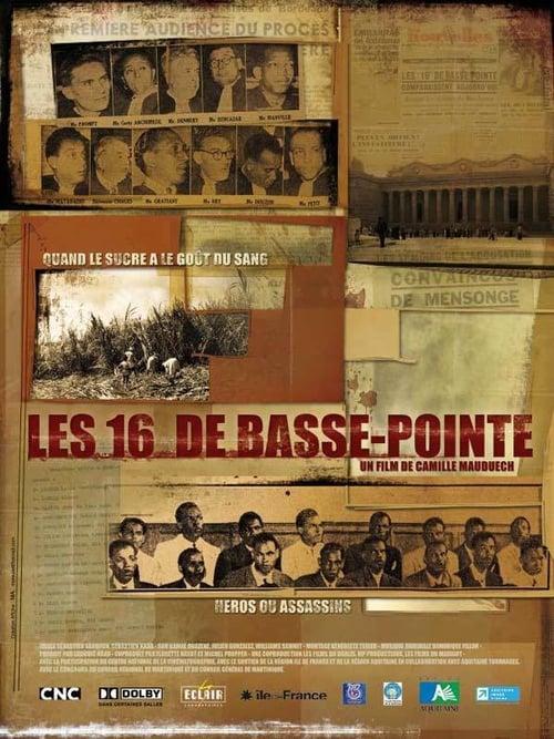 Les 16 de Basse-Pointe poster