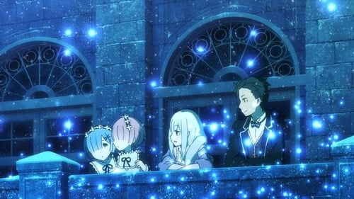 Subtitles Re:ZERO -Starting Life in Another World- Memory Snow (2018) in English Free Download | 720p BrRip x264