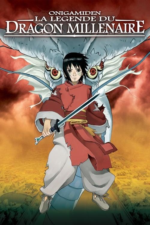 ™ Onigamiden, la legende du Dragon Millenaire (2011) ★