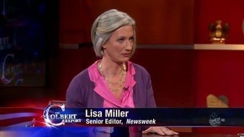 The Colbert Report 2010 Blueray: Season 6 – Episode Lisa Miller