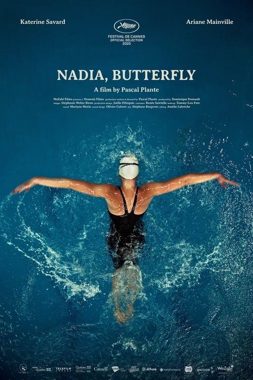 Looking Nadia, Butterfly