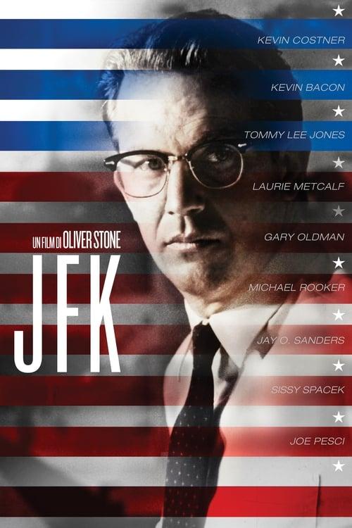JFK - Un caso ancora aperto (1991)