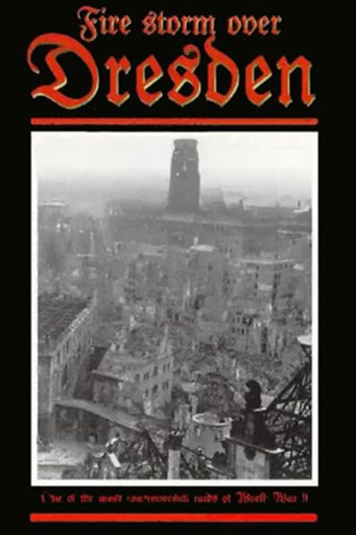 Firestorm Over Dresden Germany: A Real Holocaust (2015)