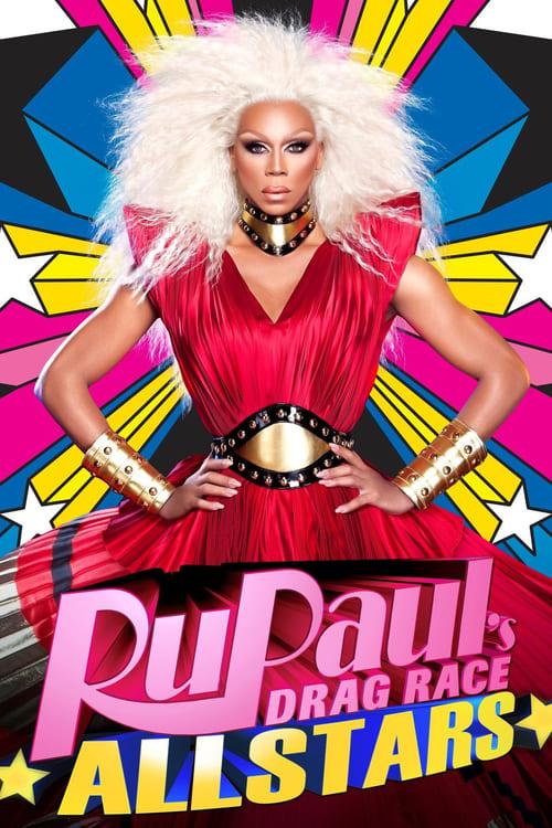RuPaul's Drag Race All Stars Poster
