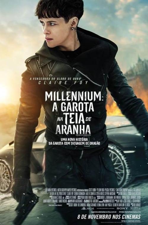 Assistir Millennium: A Garota na Teia de Aranha - HD 720p Legendado Online Grátis HD