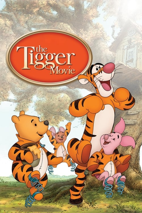The Tigger Movie film en streaming