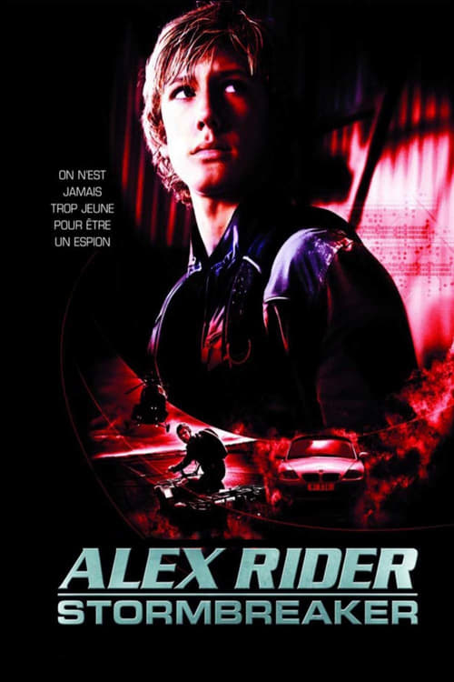 [VF] Alex Rider : Stormbreaker (2006) streaming
