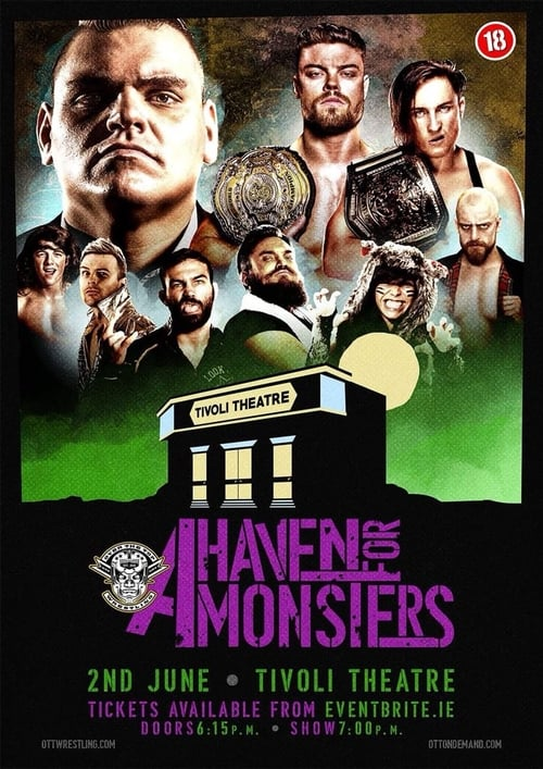 Regarde OTT: A Haven For Monsters En Bonne Qualité Hd 720p