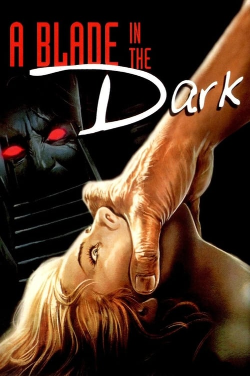 The poster of A Blade in the Dark