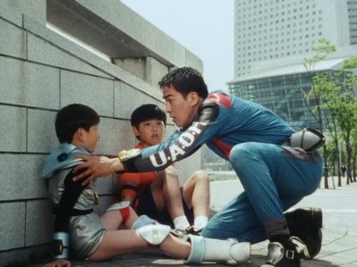 Super Sentai: Chouriki Sentai Ohranger – Épisode Naughty!! The Future Boy