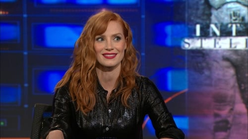 The Daily Show with Trevor Noah: Season 20 – Épisode Jessica Chastain