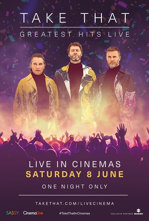 Film Take That: Greatest Hits Live En Bonne Qualité Hd 720p