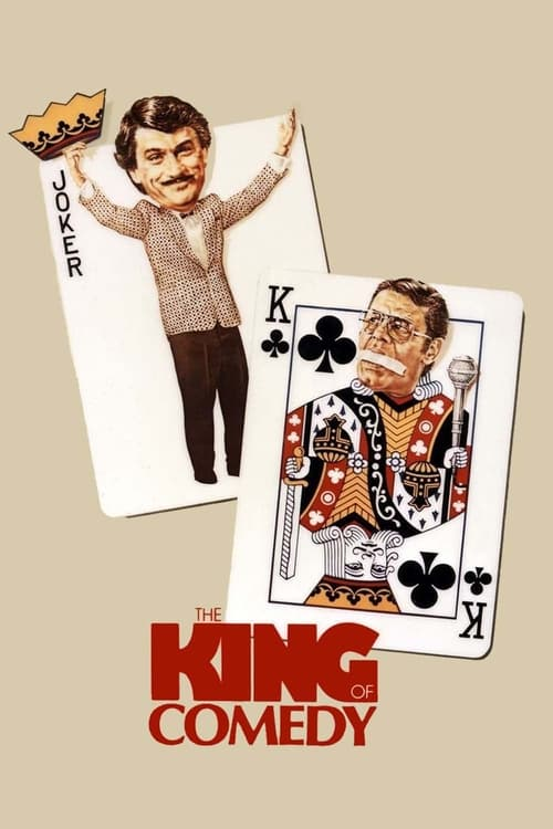 Streaming The King of Comedy (1982) Movie Free Online
