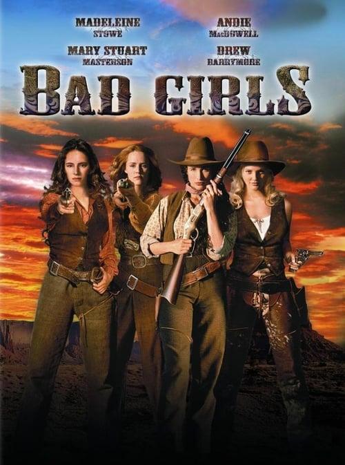 Watch Bad Girls (1994) Movie Free Online