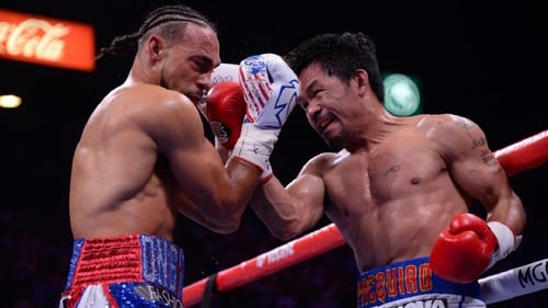 Watch Manny Pacquiao vs Keith Thurman Online Zstream