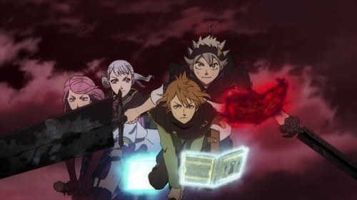 Black Clover: Season 1 – Episode Flames of Hatred