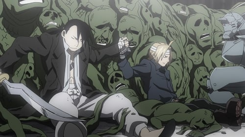 Fullmetal Alchemist: Brotherhood: Season 1 – Episod Father