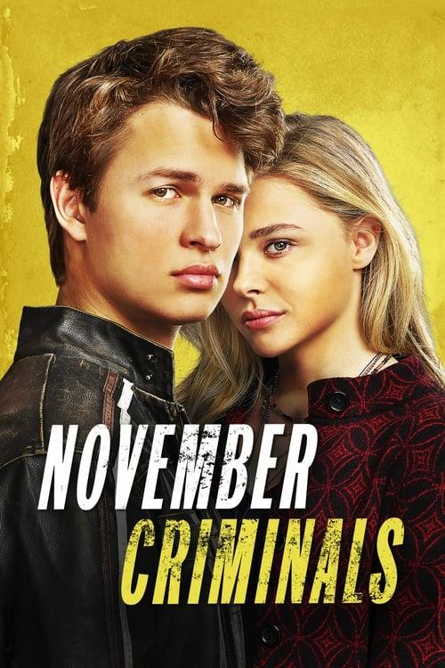 Assistir Criminosos de Novembro