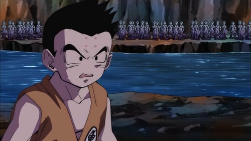 Dragon Ball Super: Season 1 – Episod Conquer the Terrifying Foes! Krillin's Fighting Spirit Rebounds!